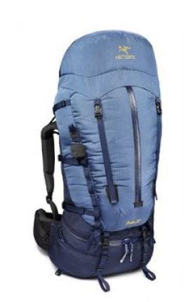 Sam's Bag- Arc'teryx Bora 80 Pack
